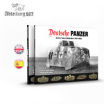 Abteilung 502 - Deutsche Panzer German Tanks in WWI (1917-18) Book