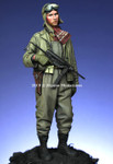 "Alpine Miniatures - WWII, US 4th AD, ""First in Bastogne"""