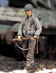 Royal Model - WWII US Infantry Rifleman w/Rifle