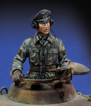 Royal Model - WWII German Panzer Tanker Member