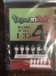 FigureinItaly Miniatures - Hands 4 (1/35th)
