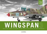Canfora Publishing - Wingspan Vol.3: Aircraft 1/32 Modelling