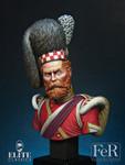FeR Miniatures - Sergeant, 93rd Sutherland Highlanders Balaclava, 1854