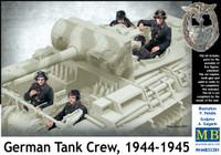 Masterbox Models - German Tank Crew Riders (Crew), 1944-1945
