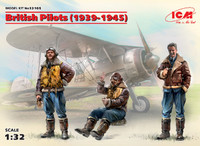 ICM Models - British Pilots 1939-1945