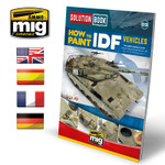 Ammo of MiG: Solution Book - How to Paint IDF Vehicles