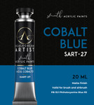 Scale 75: Scale Artist Tubes - Cobalt Blue