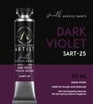 Scale 75: Scale Artist Tubes - Dark Violet