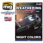 Ammo of MiG: The Weathering Aircraft Magazine #14 - Night Colors