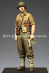 Alpine Miniatures - US Tank Officer, Spring