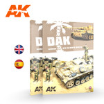 AK International - DAK, German AFV in North Africa