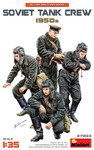 Miniart Models - Soviet Tank Crew, 1950's
