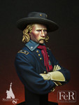 FeR Miniatures: Magna Historica - Major General George A. Custer, 1865