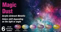 Vallejo - Magic Dust Colorshift Metallic Paint Set