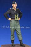 Alpine Miniatures - WSS Panzer Officer