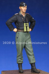 Alpine Miniatures - WSS Panzer Officer