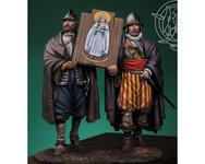 Romeo Models - Soldiers of Tercios of Bobadilla, Empel 1585