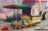Miniart Models - Street Fruit Shop