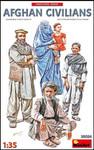 Miniart Models - Afghan Civilians (5)