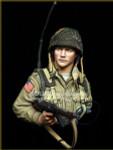 Young Miniatures - US Airborne Radio Operator, Carentan, 1944