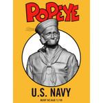 Dolman Miniatures - Popeye, U.S. Navy