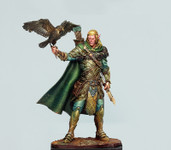 "Black Sun Miniatures - Erynor, ""Eternal Wings"""