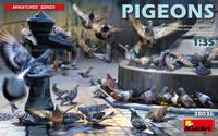 Miniart Models - Pigeons (36)