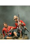Benito Miniatures - Officer and Sergeant, Isandlwana, 1879