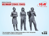 ICM Models - US WASP Figures 1943-1945