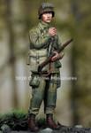 Alpine Miniatures - US 101st Airborne Trooper #2