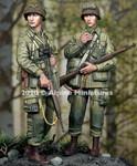Alpine Miniatures - US 101st Airborne Set #2