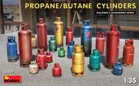 Miniart Models - Propane/Butane Cylinders