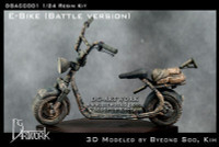 DG Artwork - E-Bike (Battle Version)