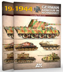 AK Interactive - 1944, German Armour in Normandy