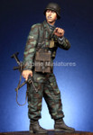 "Alpine Miniatures -  WSS Grenadier Officer ""HJ"""