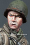 Alpine Miniatures -  US Infantry Head Set #2