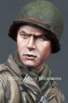 Alpine Miniatures -  US Infantry Head Set #2