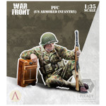 Scale 75: Warfront- Pfc, U.S. Armored Infantry