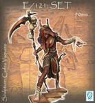 Alexandros Models - SET, An Egyptian God