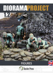 Accion Press - Diorama Project 1.2 - WWII Figures