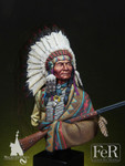 FeR Miniatures: Magna Historica - Sioux Chief, Little Big Horn, 1876