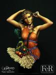 FeR Miniatures: Women by Pepe Saavedra - Summer