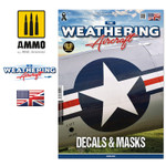 Ammo of MiG: The Weathering Aircraft Magazine #17 - Decals & Masks