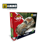 Ammo of MiG - Rust Effects Solution Set