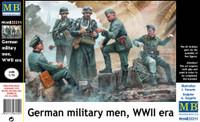 Masterbox Models - German Military Men