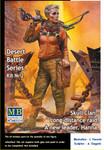 Masterbox Models - Desert Battle: Long Distance Raid Skull Clan New Leader Hannah