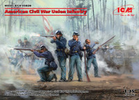 ICM Models - American Civil War Union Infantry