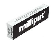 Milliput - Medium Fine Black 2-Part Self Hardening Putty