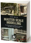 Vallejo - Master Scale Modelling , The Ultimate Guide to Painting & Weathering w/Vallejo Water Based Acrylics Book