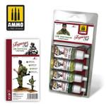 Ammo of MiG - US Vietnam Uniforms Paint Set